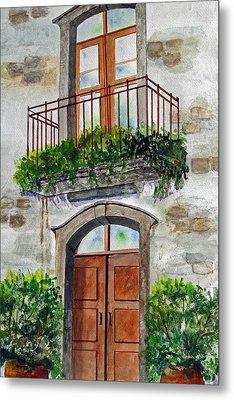 Hanging Garden Metal Print by Heidi Patricio-Nadon