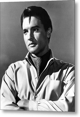Harum Scarum, Elvis Presley, 1965 Metal Print by Everett