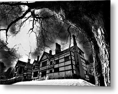 Haunted Hall Metal Print by Matt Nuttall
