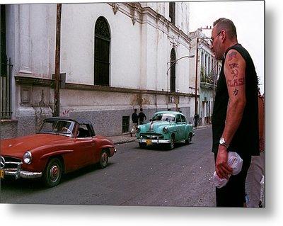 Havana 4 Metal Print