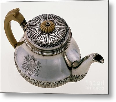 Hawaii - Royal Teapot Metal Print by Granger