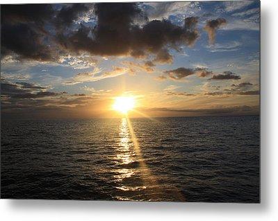 Hawaiian Sunset 2 Metal Print by Brandon Radford