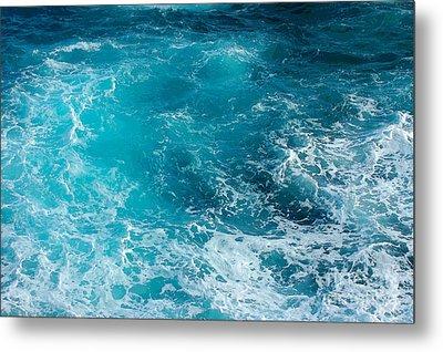 Hawaiian Waters 1 Metal Print