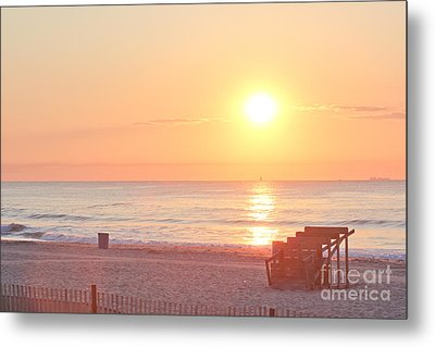 Hdr Beach Ocean Beaches Oceanview Scenic Sunrise Seaview Sea Photos Pictures Photo Metal Print by Pictures HDR