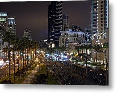 Heart Of The City Metal Print by Benjamin Street