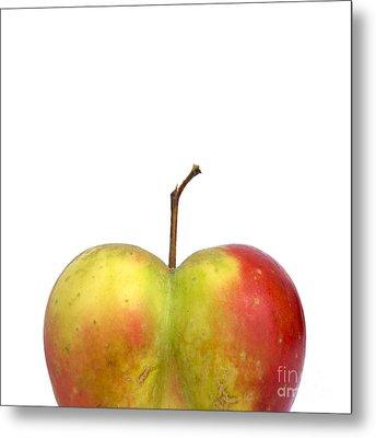 Heart.apple. Metal Print by Bernard Jaubert