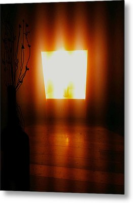 Metal Print featuring the photograph Heat by Rc Rcd