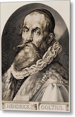 Hendrik Goltzius 1558-1617 Metal Print by Everett