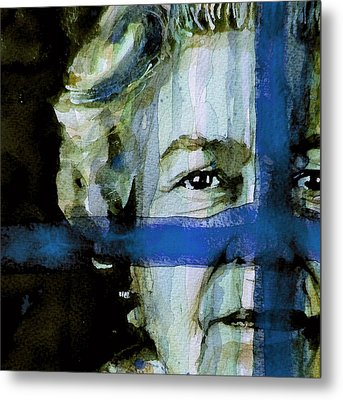 Her Majesty's A Pretty Nice Girl Metal Print by Paul Lovering