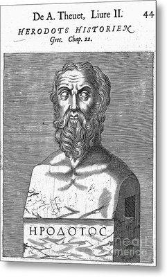 Herodotus Metal Print by Granger