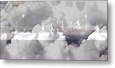 High Goals Metal Print by Steve K