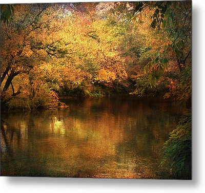 Hint Of September Metal Print by Jai Johnson