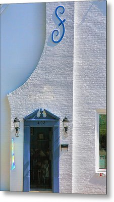 Historic House I Metal Print by Steven Ainsworth