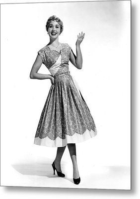 Hit The Deck, Jane Powell, 1954 Metal Print by Everett