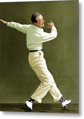 Holiday Inn, Fred Astaire, 1942 Metal Print by Everett