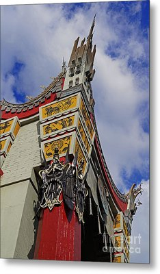 Hollywood Studios - The Great Movie Ride Metal Print by AK Photography