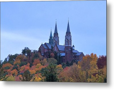 Holy Hill Metal Print by Kristine Bogdanovich