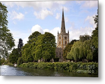 Holy Trinity Church Metal Print