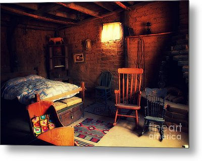 Home Sweet Home 2 Metal Print by Susanne Van Hulst