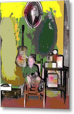 Home Sweet Home Metal Print by Charles Shoup