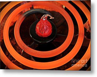 Hot Chocolate Metal Print by Luke Moore