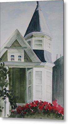 House In San Francisco Metal Print
