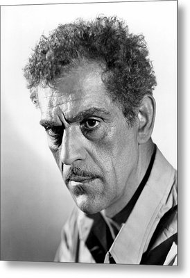 House Of Rothschild, Boris Karloff, 1934 Metal Print by Everett