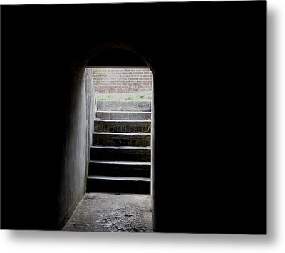 I See The Light Metal Print by Kathy Long