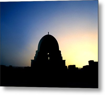 Metal Print featuring the photograph Ibn Tulun by David Harding