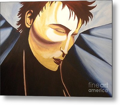 Icon Metal Print by Silvie Kendall