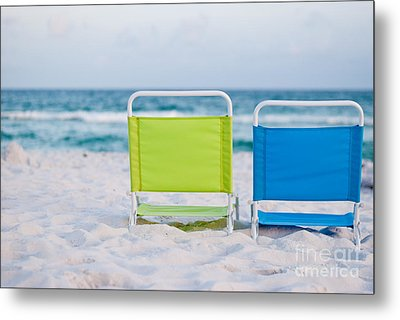 If I Were A Chair... Metal Print by Barbara Shallue