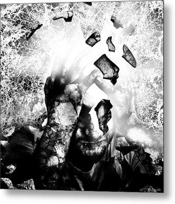 Illuminator II Metal Print