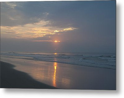 I'm Gonna Get Up And Make My Life Shine Metal Print by Bill Cannon