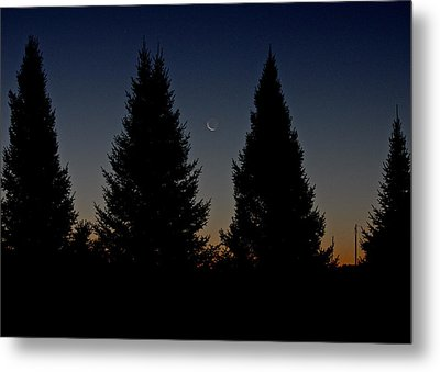 Metal Print featuring the photograph Impending Sunrise by Penny Meyers