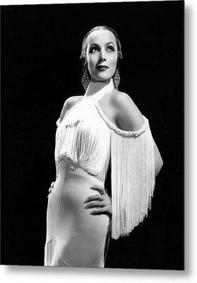 In Caliente, Dolores Del Rio, 1935 Metal Print by Everett