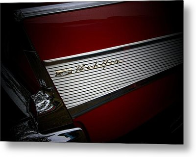 Metal Print featuring the photograph In The Spotlight by John Schneider