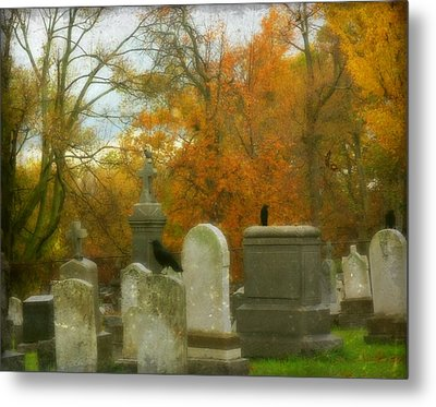 In Their Glory Metal Print by Gothicrow Images