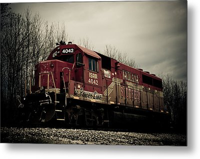 Indiana Southern Metal Print by Off The Beaten Path Photography - Andrew Alexander