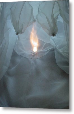 Inner Flame Metal Print