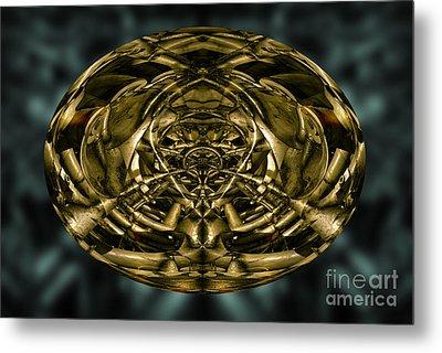 Inner World Metal Print