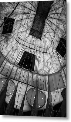 Inside The Balloon Two Metal Print by Bob Orsillo