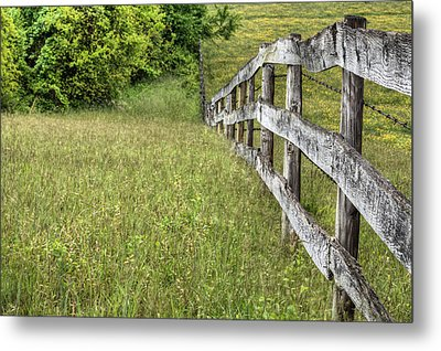 Into The Distance  Metal Print by JC Findley
