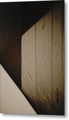 Into The Maze Metal Print by Odd Jeppesen