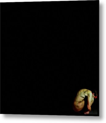 Isolation Metal Print by Gun Legler