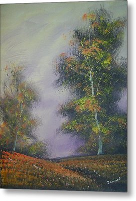 It's Fall Again Metal Print