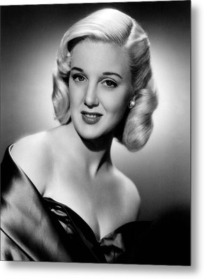 Jan Sterling, 1950 Metal Print by Everett