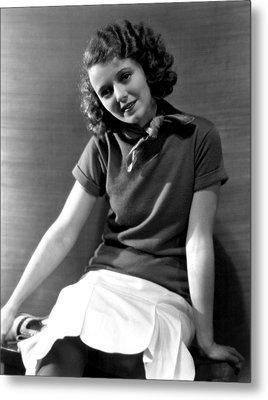 Janet Gaynor, Fox Film Corp, 1931 Metal Print by Everett