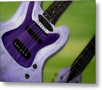 Jazz Metal Print by Mark Moore