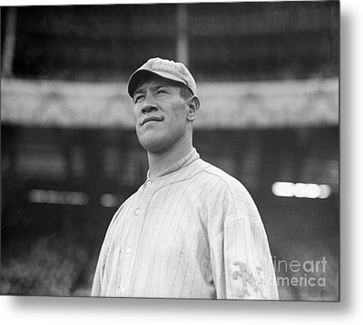 Jim Thorpe (1888-1953) Metal Print by Granger