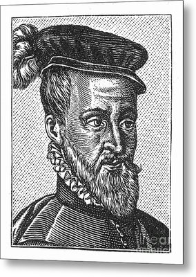 Joachim Du Bellay Metal Print by Granger